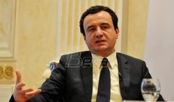 Kurti: Prisustvo Srbije na severu Kosova i dalje je problem ali ćemo to rešiti