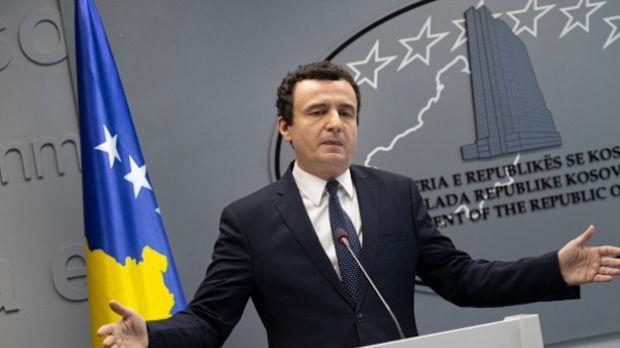 Kurti: Tači hoće sukob na severu radi podele Kosova