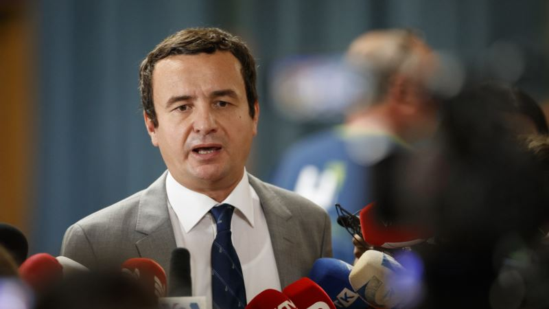 Kurti: U vladajuću koaliciju uključiti Srbe, ali ne i Srpsku listu