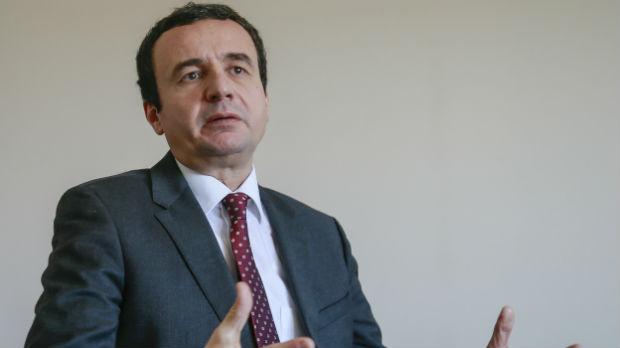 Kurti sa Grenelom: Sadržaj sporazuma sa Beogradom važniji od roka za njegovo postizanje