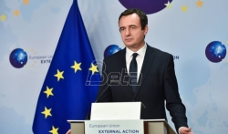 Kurti u Briselu zatražio priznanje nezavisnosti od pet zemalja članica EU