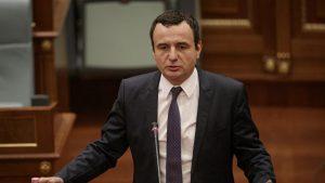 Kurti zatražio od Grčke da prizna nezavisnost Kosova
