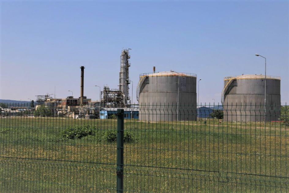 Kvartalni gubitak modričke Rafinerije premašio pola miliona KM