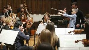 Kvartet fagota u Sali Beogradske filharmonije