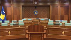 Kvorum odložio zakon o OVK