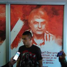 LAKU NOĆ, ĐEDE: Vujadin Savić se emotivnom porukom oprostio od mitropolita Amfilohija (FOTO)