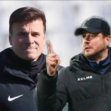 LALATOVIĆ OZDRAVIO: Nahvalio Stanojevića pred okršaj na Karađorđu