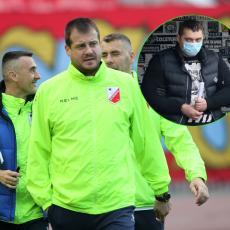 LALATOVIĆA NAVIJAČI UDARALI FLAŠOM PO GLAVI: Belivuk je navijač Partizana, sve će se pokazati na sudu