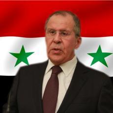 LAVROV ZAPUŠIO USTA ZAPADU: U Siriji ovako više neće moći!
