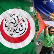 LAŽNA DRŽAVA BI DA SEDI NA DVE STOLICE: Priština se najnovijim potezom opasno zamerila islamskom svetu