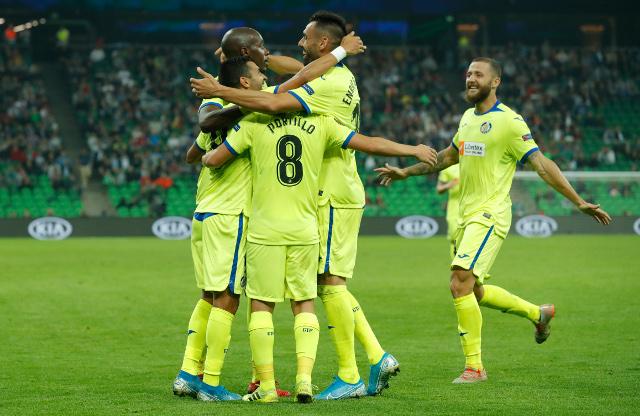 LE (grupe A, B i C) - Sevilja odigrala za Srbiju, Španci odlični u Krasnodaru (video)