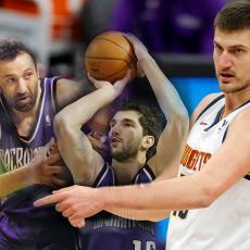 LEGENDA AMERIČKE KOŠARKE IZABRALA: Ovo je najbolji evropski NBA tim, u njemu su DVOJICA Srba!