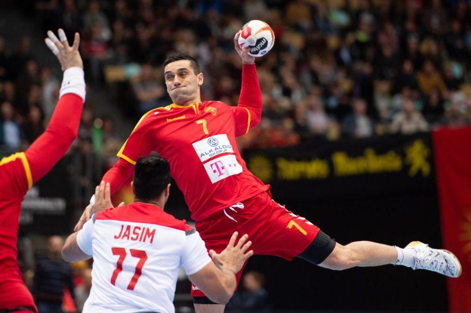 LEGENDA SE OPROSTIO OD NAJDRAŽEG DRESA: Lazarov odigrao poslednji meč za Severnu Makedoniju, postigao 500 golova na prvenstvima