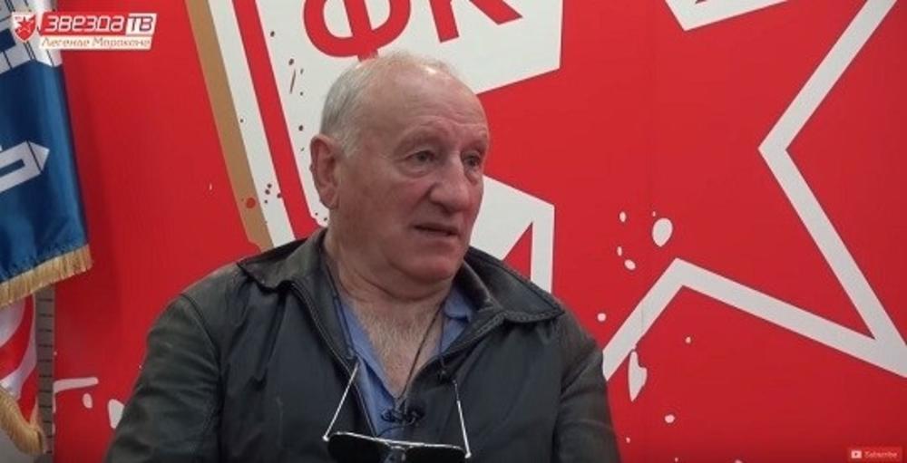 LEGENDE MARAKANE: Petar Krivokuća prisetio se blistavih trenutaka karijere (VIDEO)