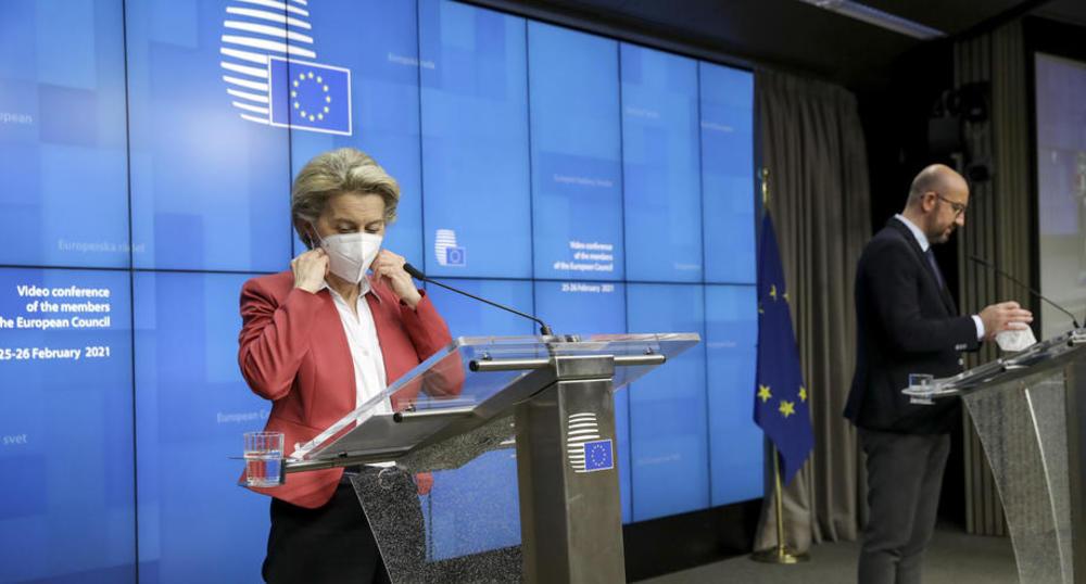 LEJENOVA O KORONA PASOŠIMA: Biće uspostavljeni za najmanje 3 meseca, države članice će odlučiti šta će se raditi sa sertifikatima