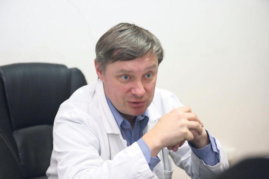 LEKAR LJUDINA: Korona stigla i doktora Gorana Stevanovića koji se protiv virusa borio 24 sata dnevno!