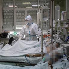 LEPA VEST: Najmlađi pacijent koji je bio na RESPIRATORU U KC NIŠ SKINUT SA APARATA!
