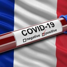 LEPE VESTI IZ SRCA EVROPE: Opada broj novih kovid slučajeva u Francuskoj, ali raste broj hospitalizovanih