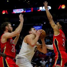 LETARGIČAN JE I VAN FORME: NBA as OTKRIO zašto je Jokić daleko ispod svog nivoa