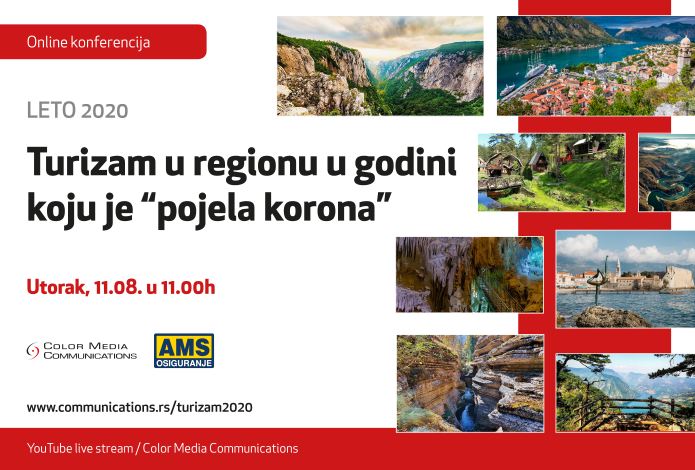 """LETO 2020: Turizam u regionu u godini koju je """"pojela korona"""""""