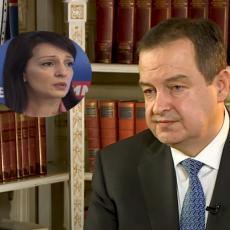 LIČNO BIH UBIO SVAKOGA KO BI JE ZLOSTAVLJAO Nakon Marinikine optužbe Dačić žestoko odgovorio opoziciji