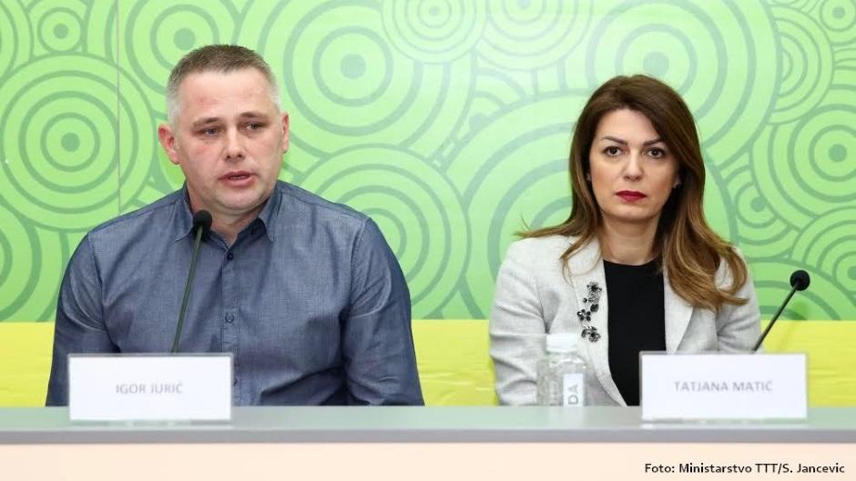 LIČNOST GODINE - Igor Jurić! (VIDEO)