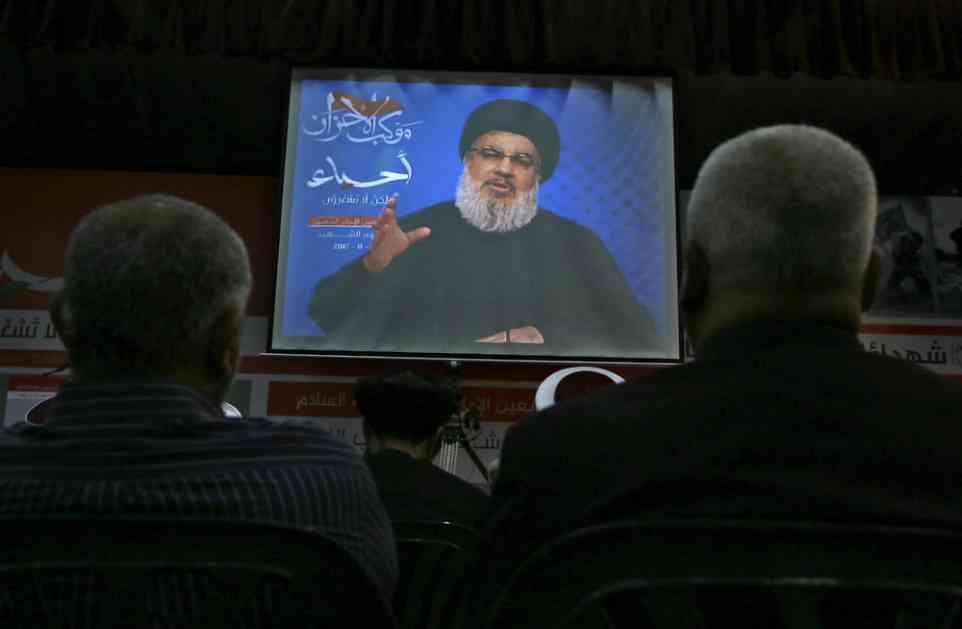 LIDER LIBANSKOG HEZBOLAHA: Saudijci pritvorili premijera i tako objavili rat Libanu