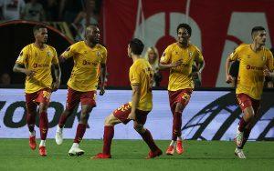 LIGA EVROPE VIŠE NEGO ZANIMLJIVA: Dinamo kapitulirao, sedam golova u Španiji!