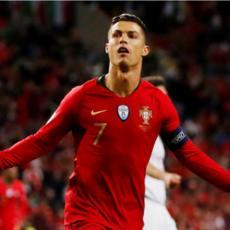 LIGA NACIJA: Ronaldo HET-TRIKOM odveo Portugalce u FINALE!
