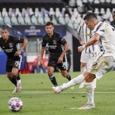 LIGA ŠAMPIONA: Jedan Ronaldo nedovoljan za Lion, Juventus izneverio Zvezdu