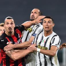 LIGA ŠAMPIONA NE MOŽE DA ČEKA: Poslednji voz za Juventus