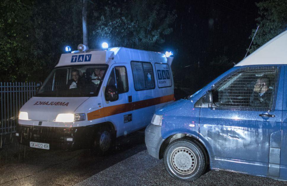 LIKVIDACIJA U SKOPLJU: Napadači kalašnjikovim ubili dva mladića koja su sedela u kolima