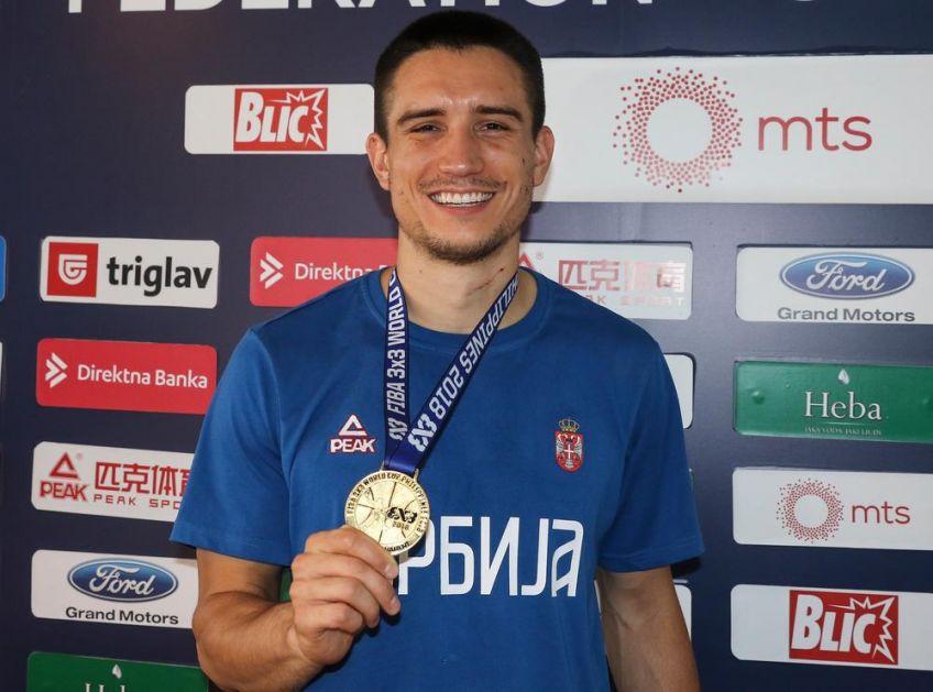 LIMAN SLAVIO U SREMSKOJ MITROVICI Stojačić: Prvenstvo Srbije u basketu kvalitetnije od SP