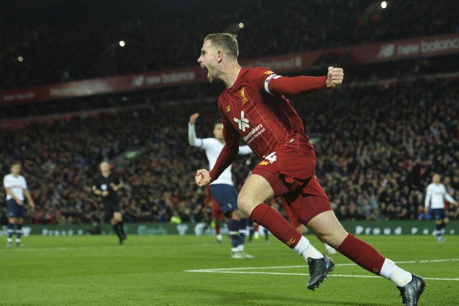 LIVERPUL OSTAO BEZ KAPITENA: Henderson propušta ostatak sezone zbog povrede kolena!