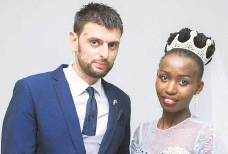 LJUBAV POBEDILA BIROKRATIJU! MLADA IZ AFRIKE STIGLA U MLADENOVAC: Bojan i Efrozina konačno zajedno u Srbiji