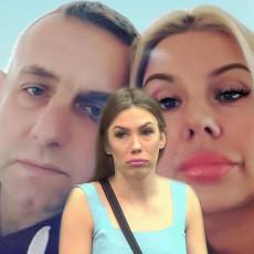 LJUBAVNICA NE MOŽE PROTIV SUPRUGE: Ivan Gavrilović na telu nosi trag prevarene supruge Marine