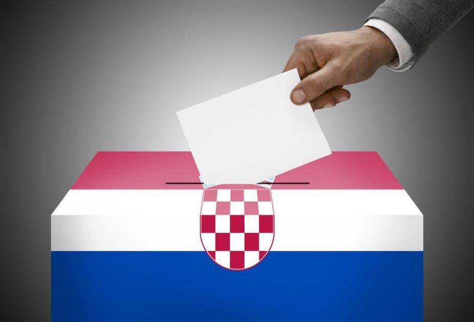 LOKALNI IZBORI U HRVATSKOJ: Otvorena biračka mesta, 3,6 miliona ljudi bira opštinske predstavnike, gradonačelnike i župane