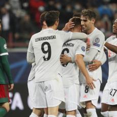 LOKOMOTIVA I MARKO NIKOLIĆ BILI BLIZU BODA: Moskovljani odigrali dobru utakmicu, ali Bajern je to (VIDEO)
