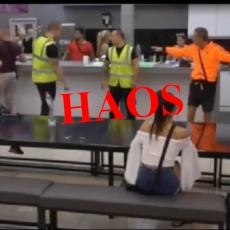 LOM U ZADRUZI: Prišao mu IZA leđa, UDARIO ga, a SRČA se prosula po podu! (VIDEO)