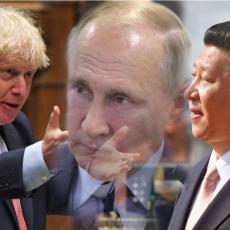 LONDON UVODI NOVI ZAKON: Britanci kreću u krstaški rat protiv neprijateljskih zemalja