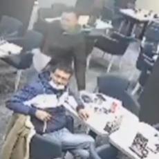 LOPOVLUK U CENTRU BEOGRADA: Nepoznati muškarac ukrao novčanik vlasniku ispred nosa, kamere sve snimile (VIDEO)