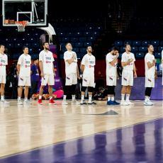 LOŠA VEST PRED ZAVRŠNE BORBE: Srbija bez bitnog igrača na Evrobasketu