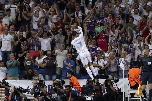 LŠ - Fantastični Sparsi, Ronaldo se igrao i silni Građani