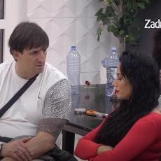 LUDAČKA AKCIJA! Kristijan viče: Izbiću ti JAJNIKE! Kristina kuka - noge su mi se UKOČILE! (VIDEO)