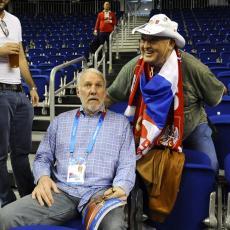 LUDI SRBIN U ISTORIJI: Pobedu nad Oklahomom dugo će PAMTITI Greg Popović (FOTO)