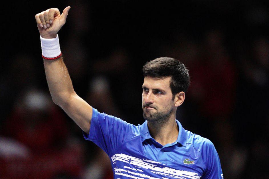 LUDNICA U LONDONU: Zavrzlama oko 1. mesta ATP liste se polako raspetljava! Novaku ŠIROM OTVOREN PUT ka tronu, a samo jednu stvar treba da uradi da bi opet bio prvi reket sveta (FOTO)