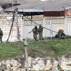 LUGANSKE VLASTI OTKRILE DETALJE NAPADA: Evo čijim oružjem su Ukrajinci ubili petoricu pripadnika milicije LNR