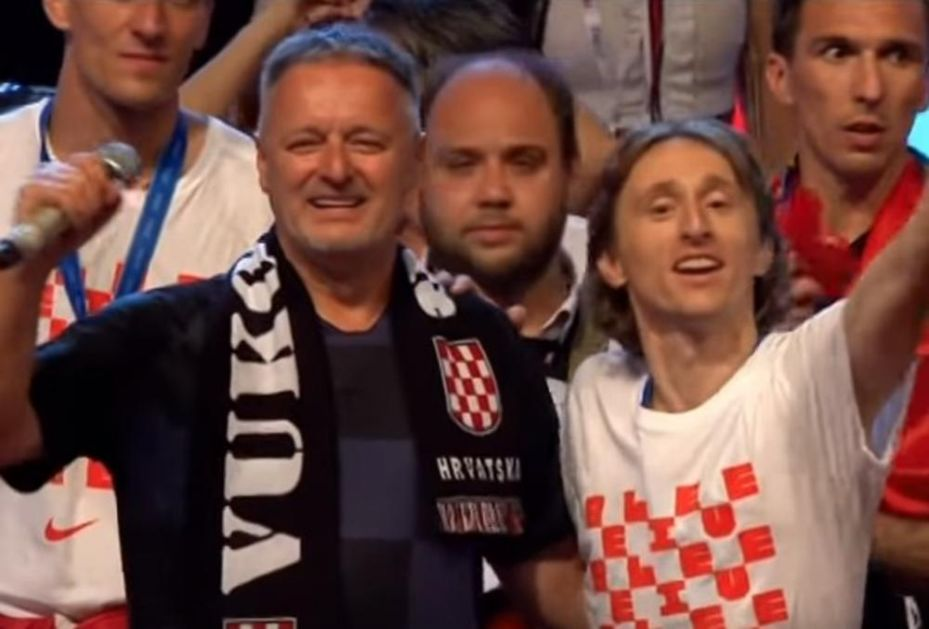 LUKA MODRIĆ JE I SA 35 GODINA VRHUNSKI AS: Hrvati ga slave kao heroja nacije, a on i dalje skriva svoje SRPSKO poreklo!