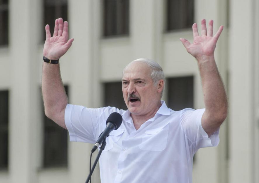 LUKAŠENKO PORUČIO: Zapadne države finansiraju ulične skupove i nerede u Belorusiji, umesto da gledaju svoje probleme