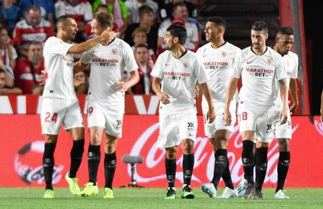 LaLiga: Seviljin minimalac, Levanteu potrebno tri penala